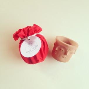 Fanel Reyes Ceramics cinco tres