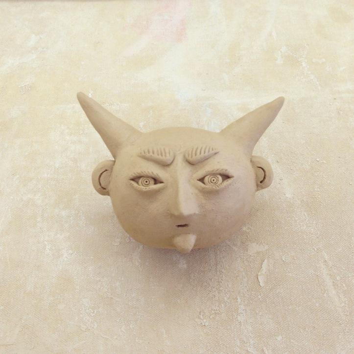 Fanel Reyes Ceramics diablo